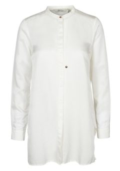 And Less - Skjorte - Gertrudie Shirt - Whisper White