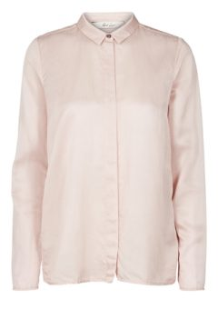 And Less - Skjorte - Gyda Shirt - Rose Dust