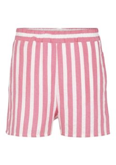 Basic Apparel - Shorts - Vacation Shorts - Off/Pink