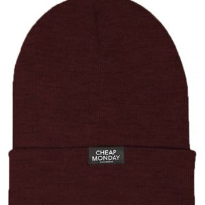 Cheap Monday - Hue - Cheap Beanie - Blood Red