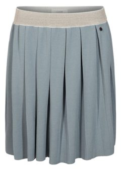 Nümph - Nederdel - Breanna Knit Skirt - Bluestone