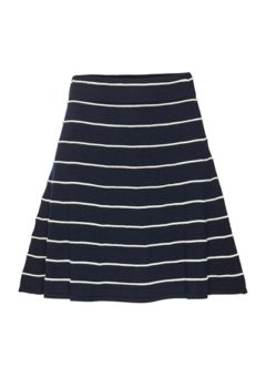 Norr - Nederdel - Care Knit Skirt - Navy