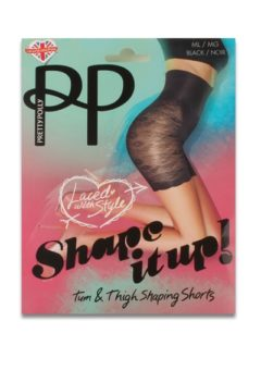 Pretty Polly - Strømpebukser - Shape it up. Tum og Tight Shaping Shorts