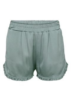 Basic Apparel - Shorts - Inge Shorts - Lead