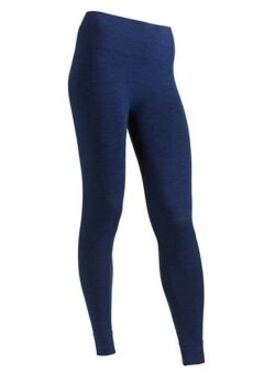 Run & Relax Bandha Tights Midnight Blue Melange