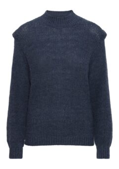 A View - Strik - Karlo Pullover - Blue