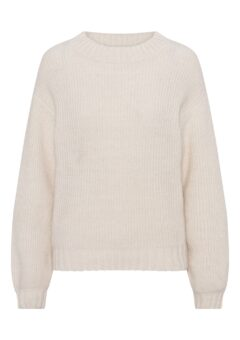 A View - Strik - Kristel Pullover - Off White