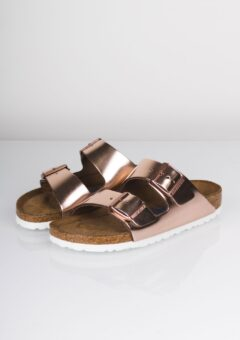 Birkenstock - Sandal - Arizona BS - Metallic Copper