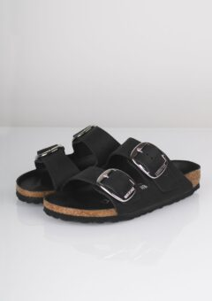Birkenstock - Sandal - Arizona Big Buckle FL - Black