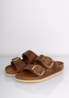 Birkenstock - Sandal - Arizona Big Buckle - Cognac